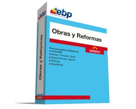 EBP Obras y Reformas  Experto en línea