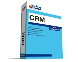 EBP CRM Desarrollo en PC