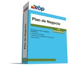 EBP Plan de Negocio Emprendedor en PC