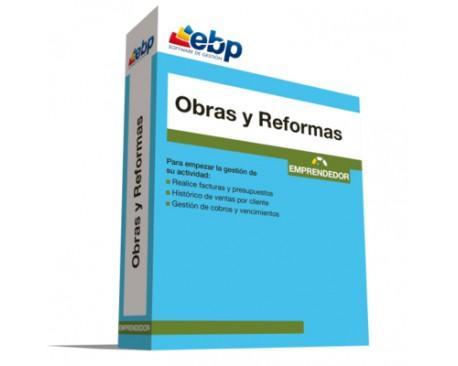 EBP Obras y Reformas Emprendedor  PC
