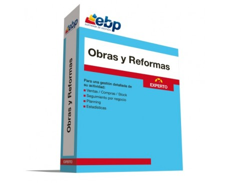 EBP Obras y Reformas Experto en PC