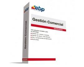 EBP Gestión Comercial Excelencia en PC Pentagest